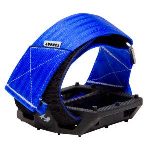 Velcro Straps V2 - blue