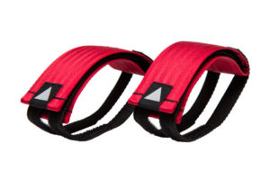 Velcro Straps V1 - red/black