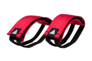 Velcro Straps V1 - red/black