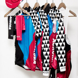 AURORA Cycling Kit 2013