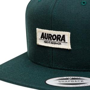 "AURORA ""Above"" Snapback"