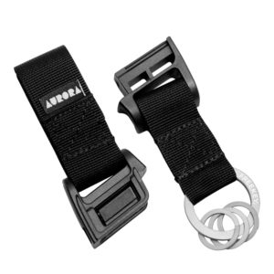 AURORA Technical Keychain