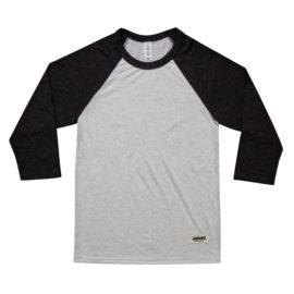 "AURORA ""Above"" Baseball Shirt"