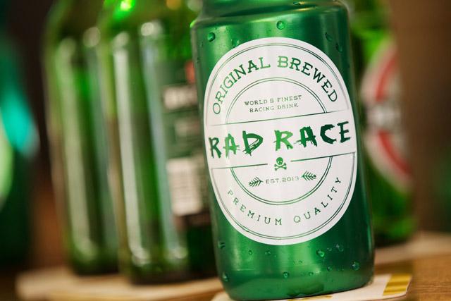 Rad Race Bidon