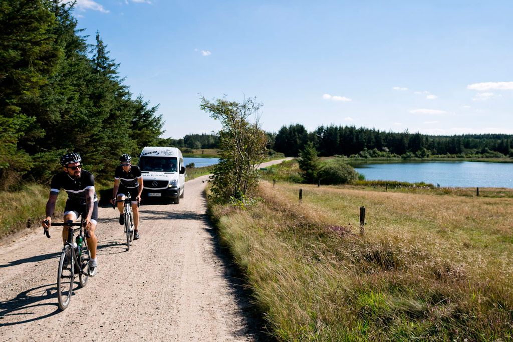 TdS 3 Stage: Gravel roads