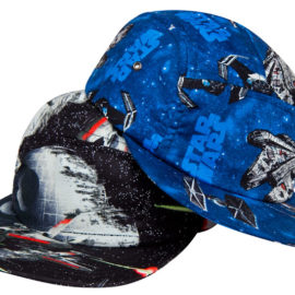 "AURORA ""Stars"" // ""Wars"" 5 Panel Cap"