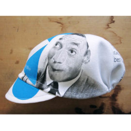"AURORA x AH310 ""Cosby says"" cycling cap"