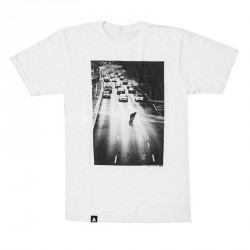 &#8220;The Chase&#8221; Shirt &#8211; white
