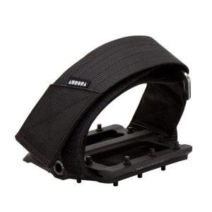 AURORA Velcro Straps V2 - black/black