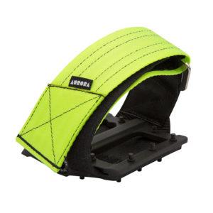 AURORA Velcro Straps V2 - green/black