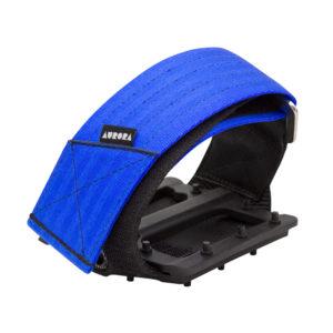 AURORA Velcro Straps V2 - blue/black