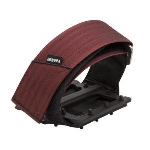 AURORA Velcro Straps V2 - brown/black