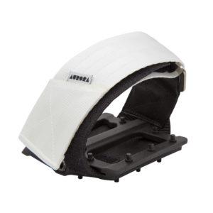 AURORA Velcro Straps V2 - white/black