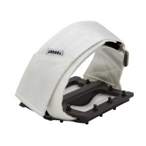 AURORA Velcro Straps V2 - white/white