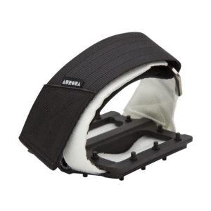 AURORA Velcro Straps V2 - black/white