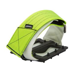 AURORA Velcro Straps V2 - green/white