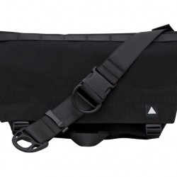 Compact Messenger Bag – black