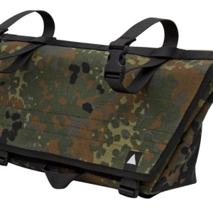 AURORA Compact Messenger Bag Camouflage