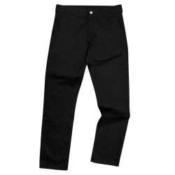 5 Pocket Chino Pant – black