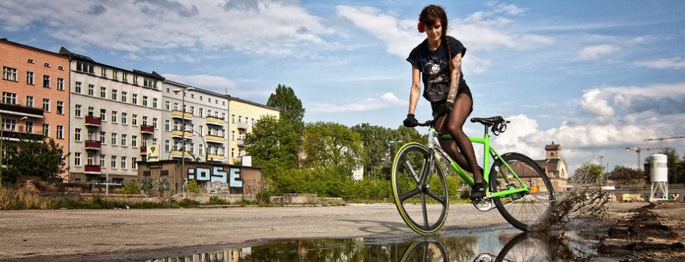 Mianzi Rei from Berlin for AURORA