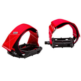 Velcro Straps V2 - red