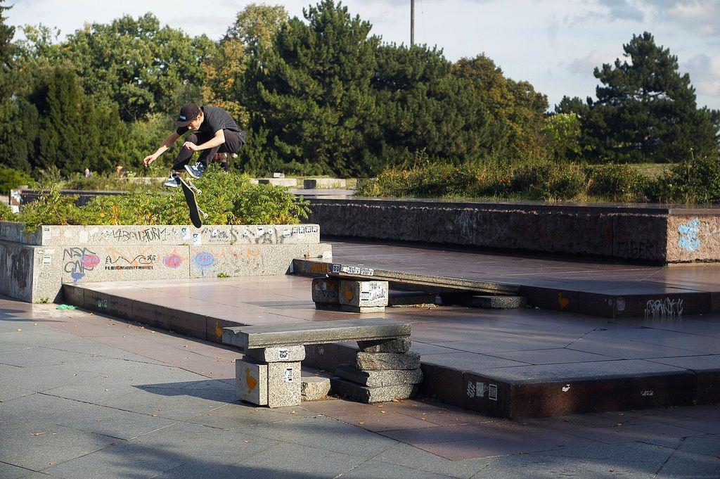Konrad Waldmann - 360 Flip - Prague