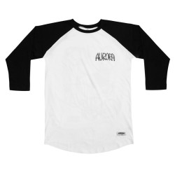 "AURORA x Peter Aurisch – ""Bike 1″ – Baseball Shirt"