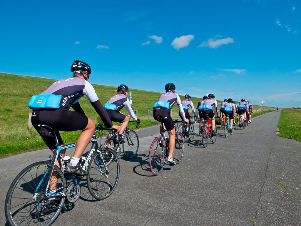 TdS 2 Stage - Group ride