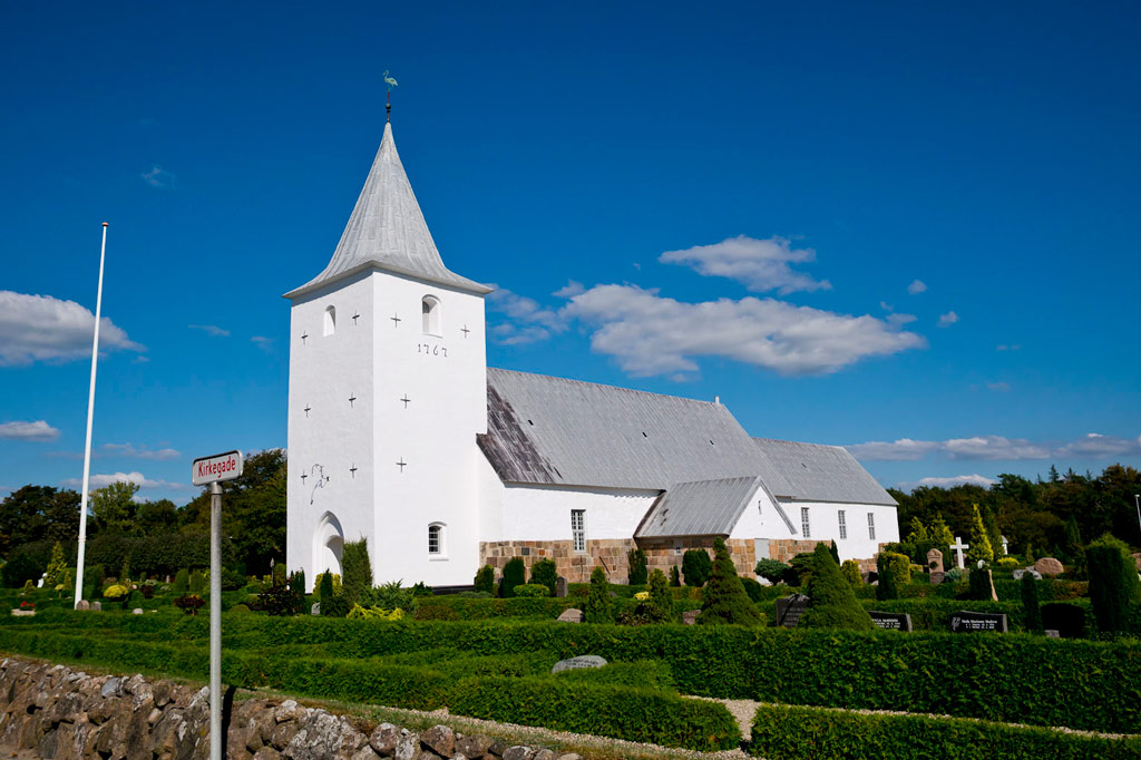 TdS 3 Stage: Kirke