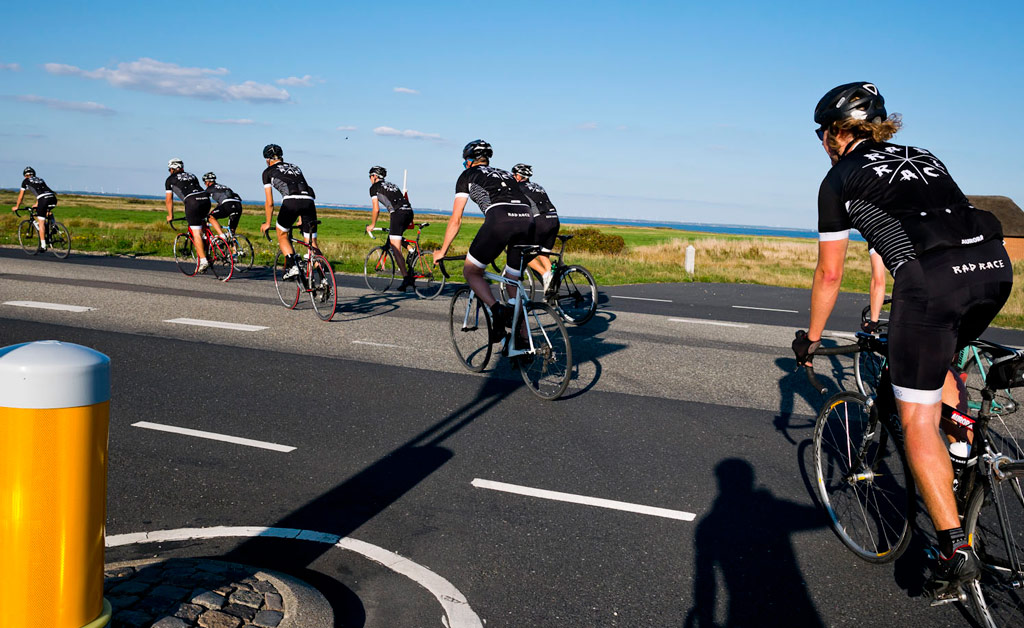 TdS 3 Stage: Group Ride