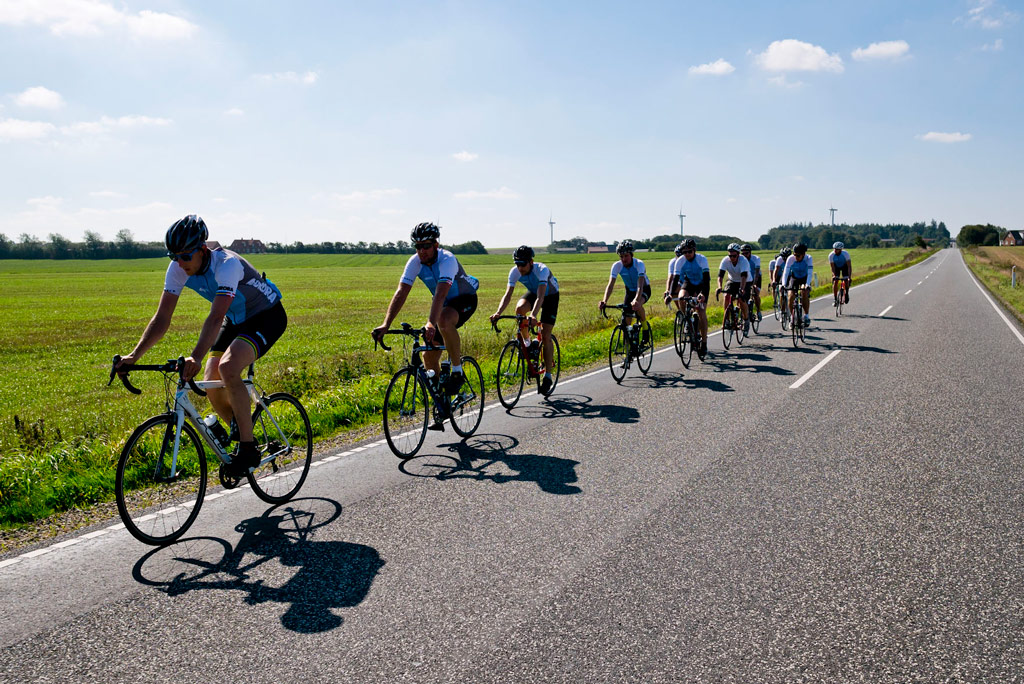 TdS 4th stage: Group ride