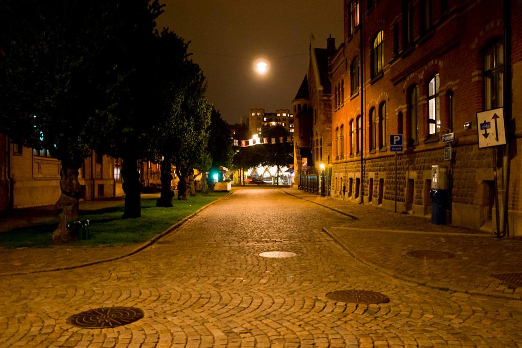 TdS 5: Gothenborg City