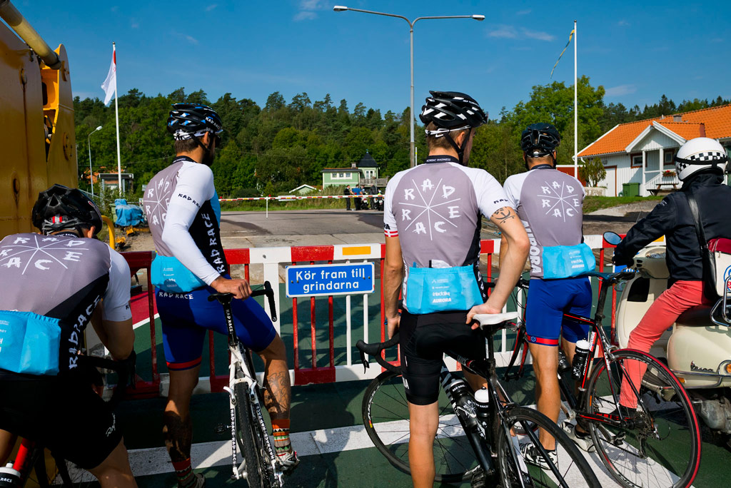 TdS Stage 6: First ferry