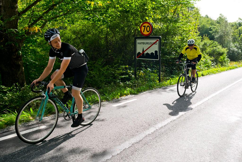 TdS Stage7: Guest rider