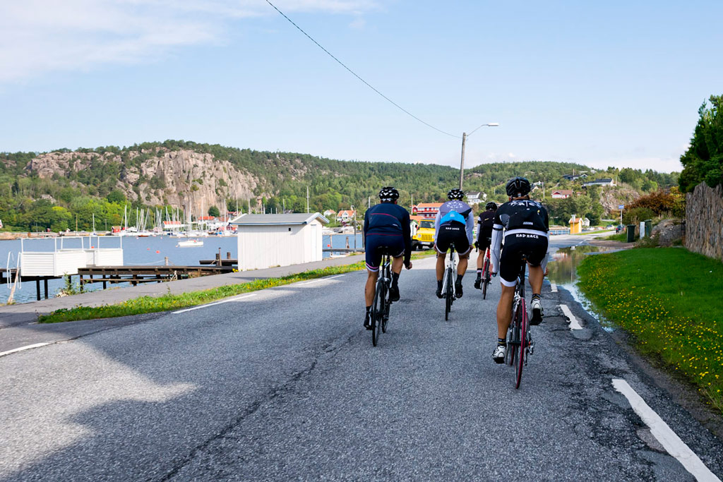 TdS Stage 8: Cycling and the sea