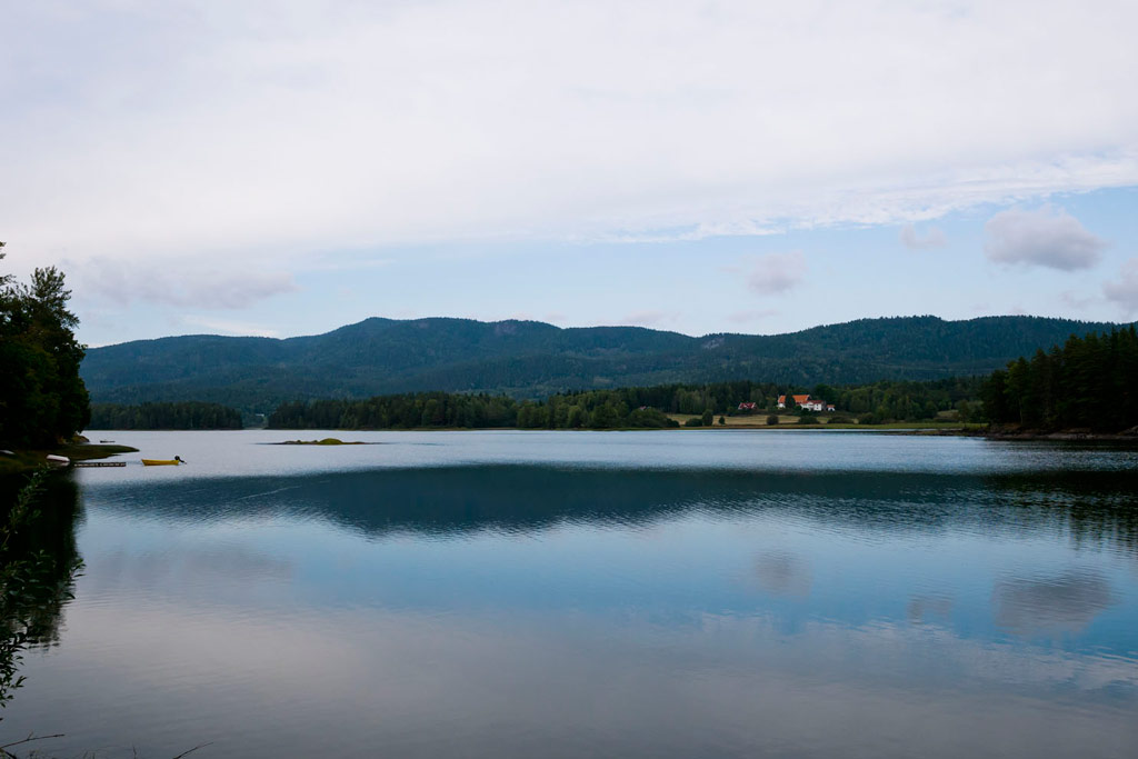 TdS Stage 8: Lakes in Norway