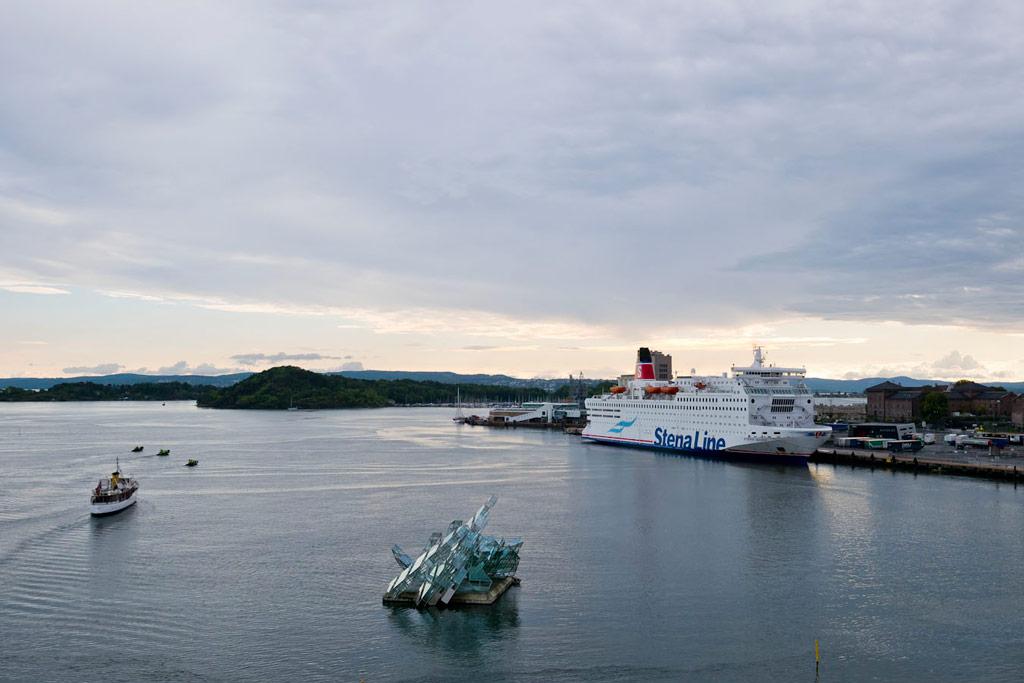 TdS Stage 9: Oslo Harbor