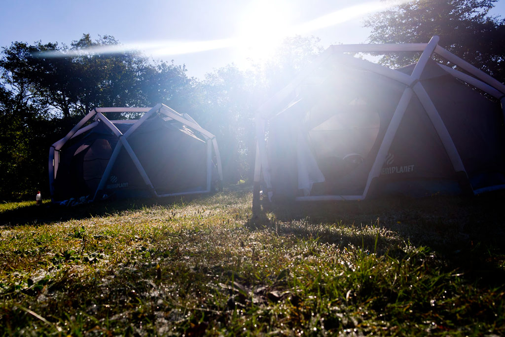TdS 4th stage: Nibe Camping