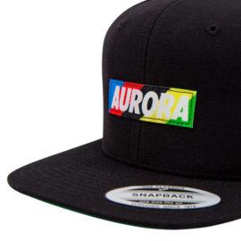 AURORA - Champion Stripes Snapback