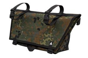 AURORA Compact Messenger Bag Camouflage