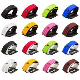 AURORA Velcro Straps V2 - custom colors